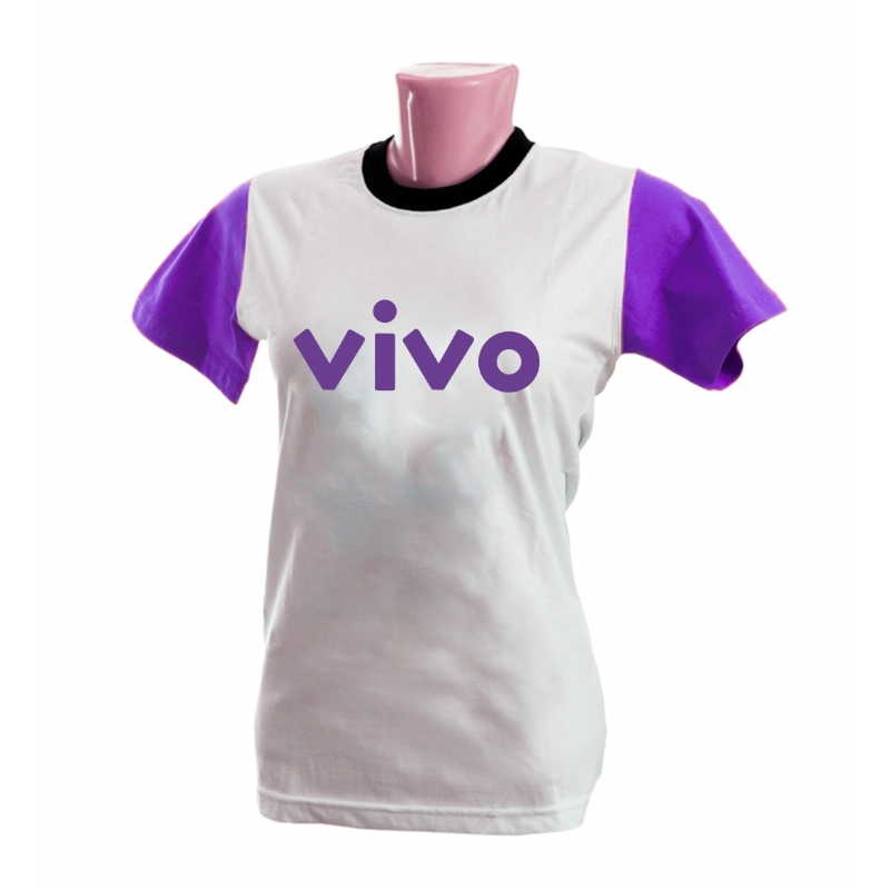 88a864d300 Camiseta baby look personalizada feminina. Skill Brindes