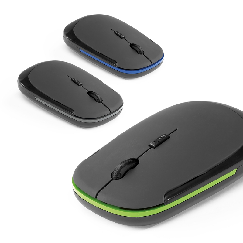 Foto S97398  - Mouse Wireless personalizado